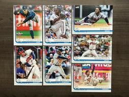 2019 Topps Opening Day Base Team Sets ~ Pick your Team