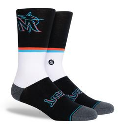 2020 Miami Marlins Stance MLB MIA Color Diamond Collection S