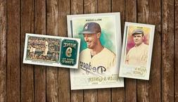 2020 Topps Allen & Ginter Team Set w/ short prints YOU PICK