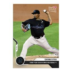 🔥2020 TOPPS NOW #142 SIXTO SANCHEZ CALL-UP MIAMI MARLINS