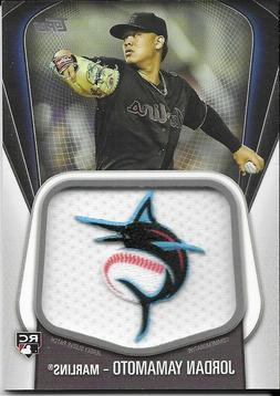 2020 Topps Series 1 Baseball - Jordan Yamamoto - Jumbo Sleev