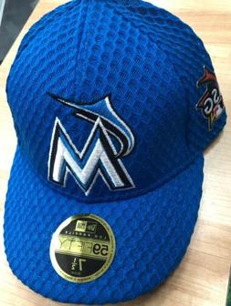 New Era 59Fifty MLB Miami Marlins 2017 All Star Game Blue Ha
