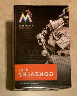 Alex Gonzalez Miami Florida Marlins All Star Bobble Head NEW