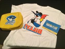 BILLY'S BUNCH MIAMI MARLINS Soft-Side Lunchbox, T-Shirt, Bir