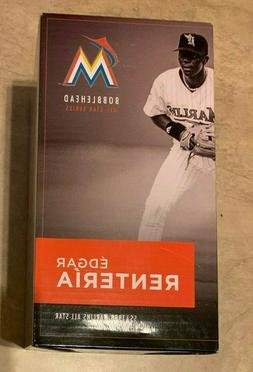 Edgar Renteria Miami Florida Marlins Bobble Head NEW in orig