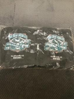 Florida Marlins 1997 World Champions Mini Duffle Bag. Miami