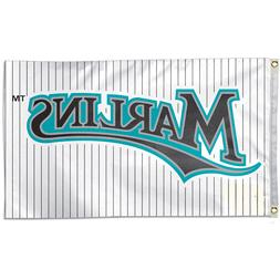 Florida Marlins flag New Banner Indoor Outdoor 3x5 feet US s