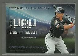 Giancarlo Stanton 2015 Topps Update Tape Measure Blasts Card