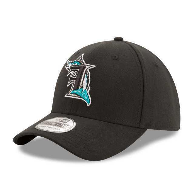 Florida MLB 39THIRTY Stretch Flex Cap Miami