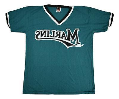 miami florida marlins baseball womens ladies jersey