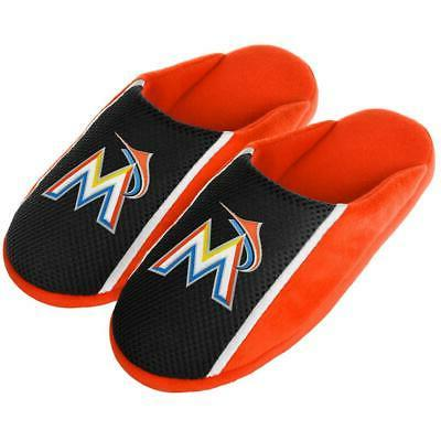 miami marlin slippers jersey slide house shoes