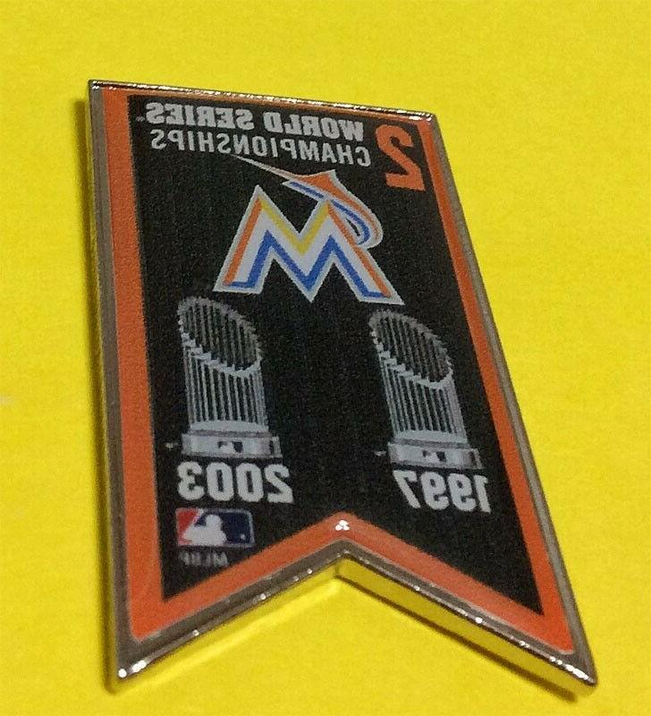 miami marlins 2x mlb world series champions