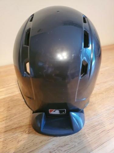 Miami Baseball Replica Mini Helmet on Stand