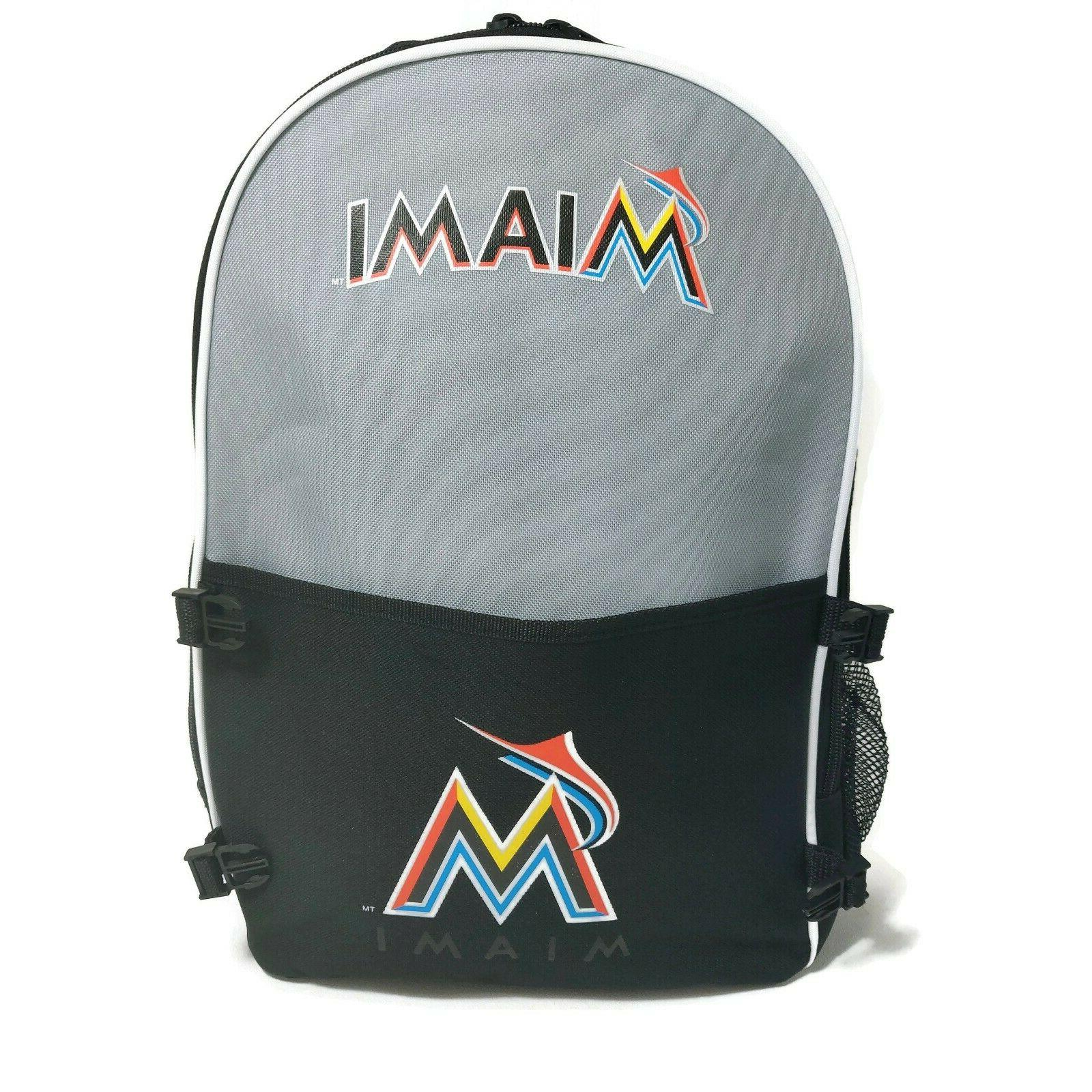 Miami MLB School Detachable Lunch NEW