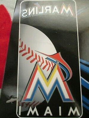 MIAMI MARLINS 30' COLORED COTTON BATH