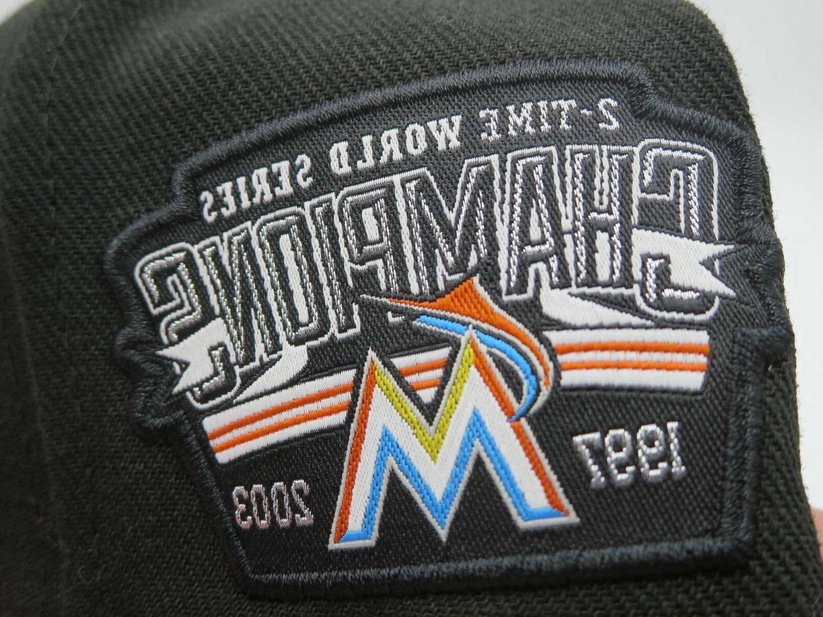 Miami Marlins Era 9FIFTY Patch Cap M/L