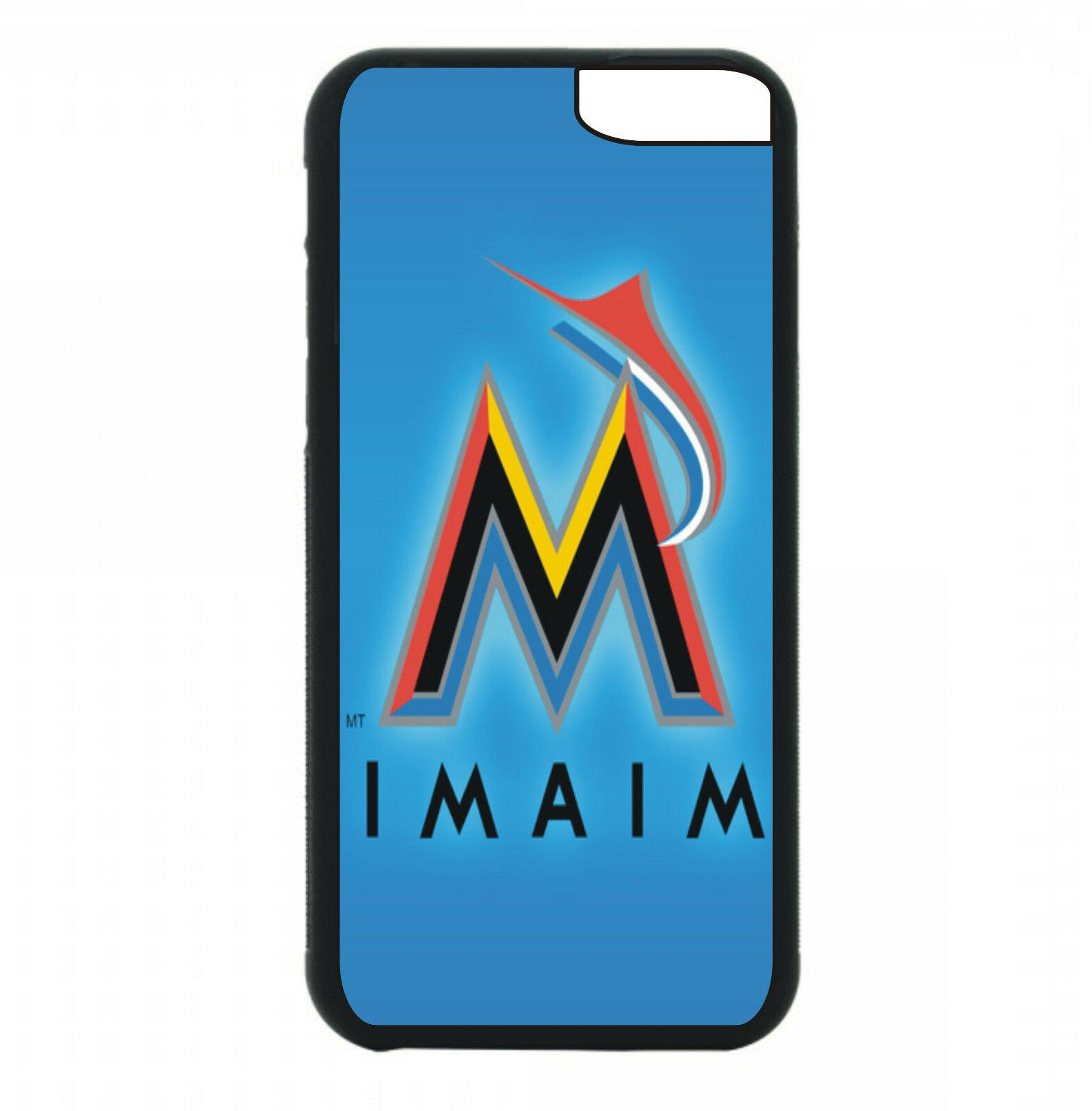 miami marlins phone case for iphone x