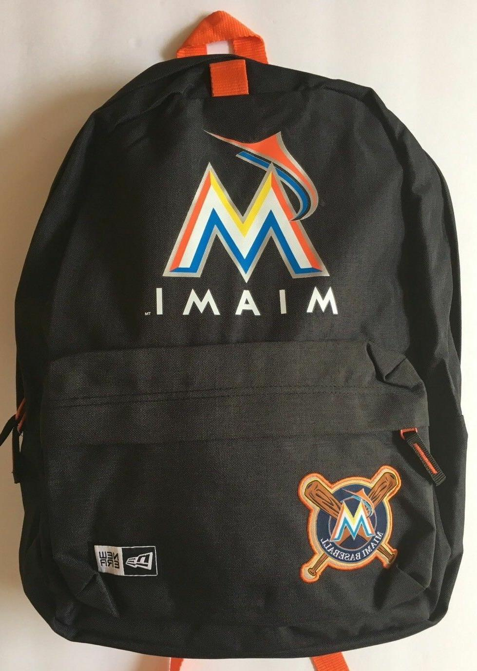 miami marlins stadium backpack mlb 1993 patch
