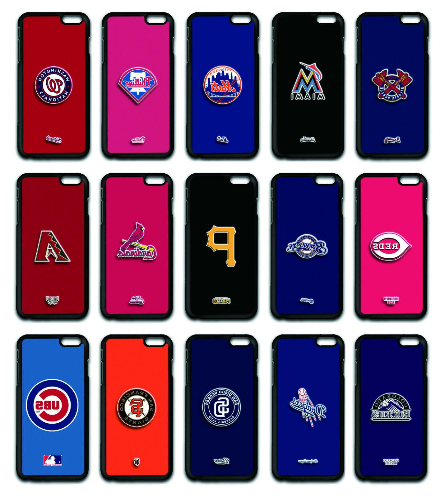 MLB Baseball Teams Designs Galaxy Phone Case