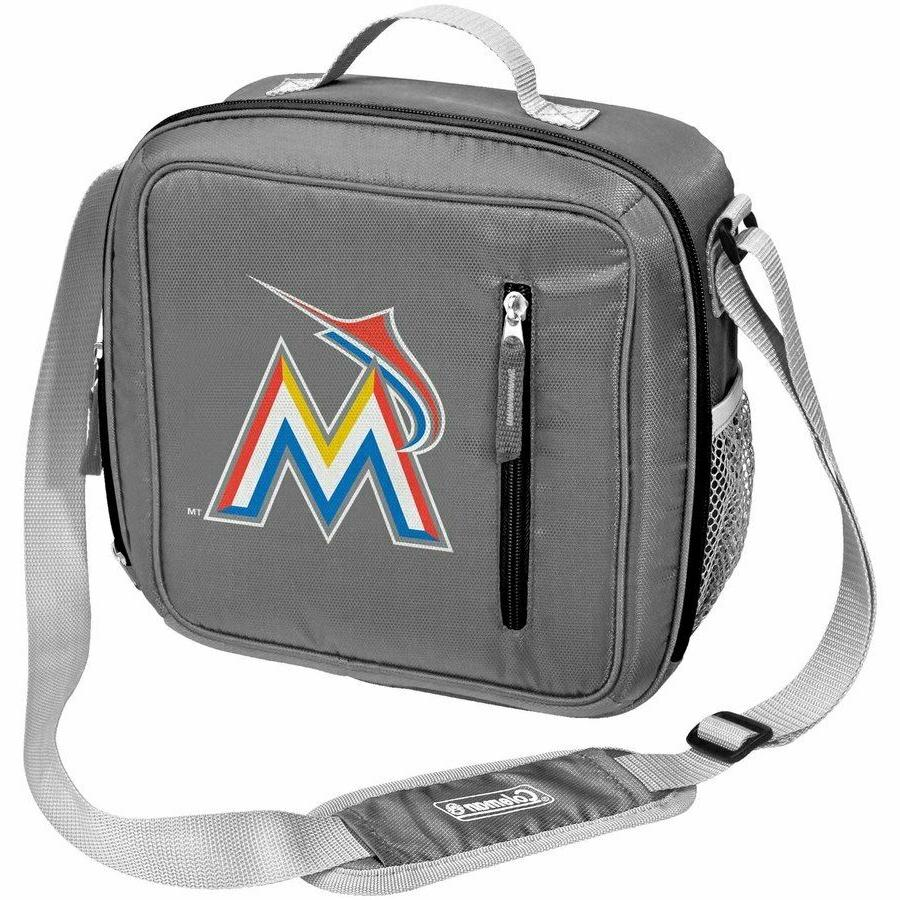 mlb baseball miami marlins team logo messenger