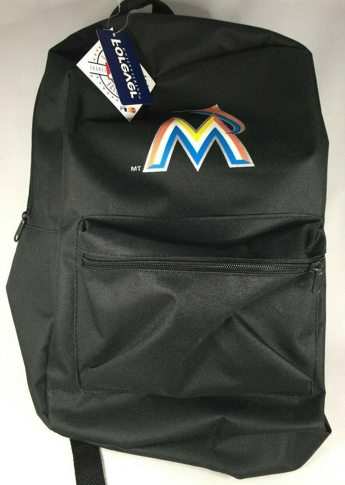 MLB MIAMI COLLECTIBLES NEW TAGS GENUINE PADDED