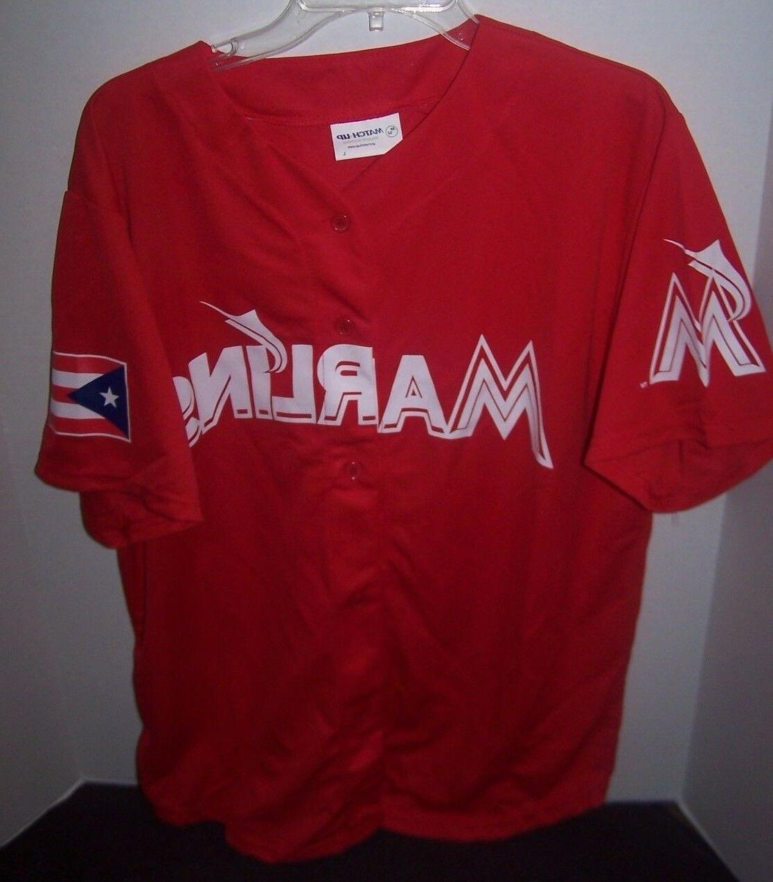 new miami marlins puerto rico jersey night