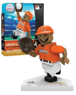 Marcell Ozuna Miami Marlins OYO Sports Toys G5 Series 2 Mini