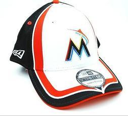 Miami/Florida Marlins New Era 39Thirty MLB Coaster Football