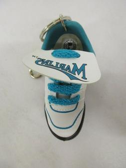 Miami / Florida Marlins MLB Authentic Baseball Logo Shoe / S