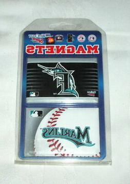 MIAMI MARLINS 2-PACK MAGNET SET #8 - NEW