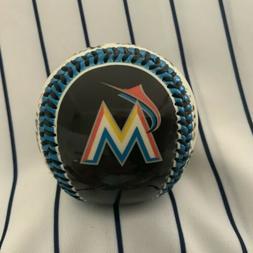 Miami Marlins Franklin 2013 Souvenir baseball collectible ba