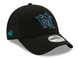 Miami Marlins 2019 New Era 9FORTY MLB The League Adjustable