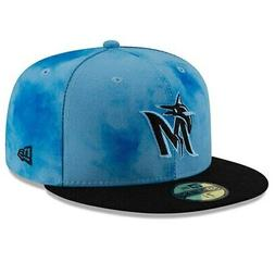 Miami Marlins New Era 2019 Father's Day On-Field 59FIFTY Fit