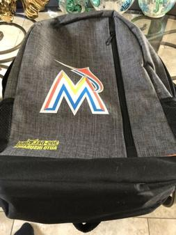 miami marlins backpack 305 del toro very
