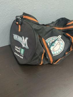🔥 Miami Marlins Baseball MLB Sports Duffle Bag Gym Bag St