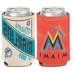 Miami Marlins Cooperstown Can Cooler 12 oz. Koozie