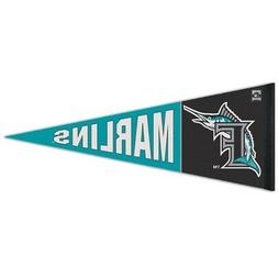 MIAMI MARLINS COOPERSTOWN COLLECTION ROLL UP PREMIUM PENNANT