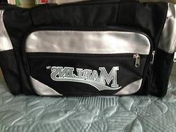 Miami Marlins Duffle Bag Memorabilia With Original Florida M