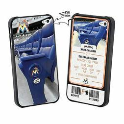 Miami Marlins Lenticular iPhone 4/4S Snap-On Case