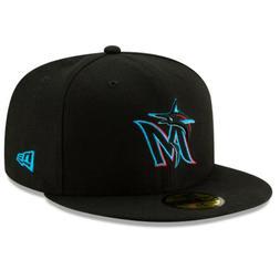 Miami Marlins MIA MLB Authentic Collection New Era 59FIFTY F