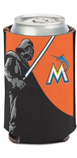 Miami Marlins MLB Can Holder Cooler Bottle Sleeve Star Wars