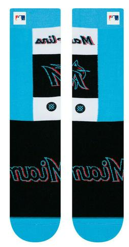 Miami Marlins Stance MLB Pop Fly Diamond Collection Socks La