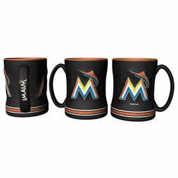 Miami Marlins Boelter MLB Relief Coffee Mug 14oz FREE SHIP!!