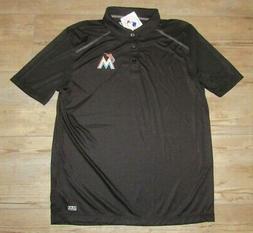 Miami Marlins Genuine Merchandise MLB Team TX3 Cool Polo Shi