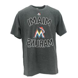 Miami Marlins Official MLB Majestic Apparel Kids Youth Size