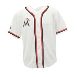 Miami Marlins Official MLB Genuine Apparel Kids Youth Size J