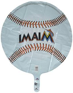 Anagram International Miami Marlins Package Party Balloons,