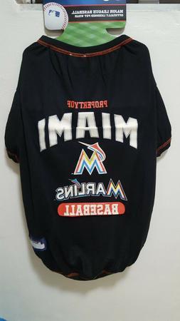 Miami Marlins Pet Jersey MLB cloth Dog / Cat Custome Hallowe