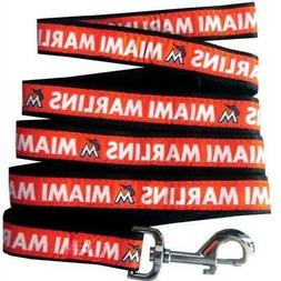 Miami Marlins Pet Leash from StayGoldenDoodle.com
