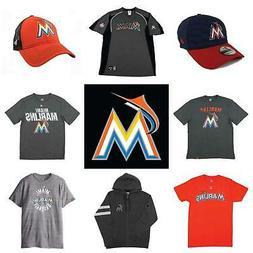 Miami Marlins Premium MLB Apparel Closeout - 280+ Items, $12